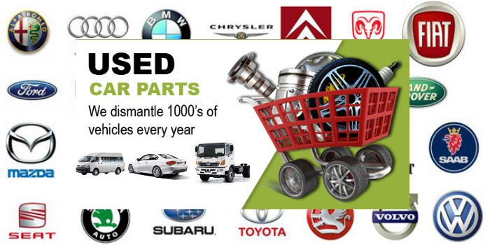 used car parts Brisbane - cheap auto spares