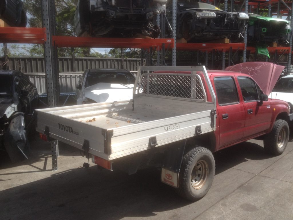 Hilux wreckers